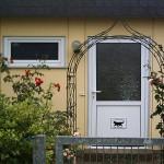 Ferienhaus Fehmarn Eingang