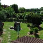 Ferienhaus Fehmarn Garten