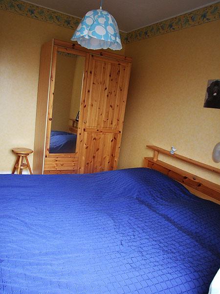 Ferienhaus Fehmarn Schlafzimmer