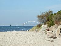 Strand Wulfen Ferienhaus Fehmarn
