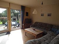 Wohnzimmer Ferienhaus Fehmarn